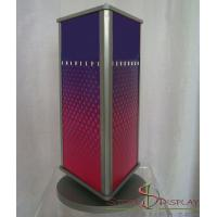 Buy cheap Graphic Sign Branded Display Stands Counter Top Customize Size And Logo from wholesalers