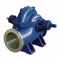 Buy cheap Easy Installation Double Suction Centrifugal Pump , Energy Saving High Capacity Centrifugal Pumps product