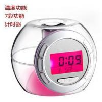Buy cheap Colorful natural sound alarm clock product