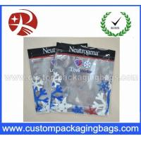 Buy cheap Three Side Sealed Aluminum Foil Plastic Ziplock Bag For Frozen Food from wholesalers