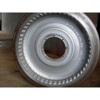 Buy cheap CNC Semi-steel Radial Tyre Mould , steel Battery Car Tyre Moulds product