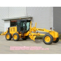 Buy cheap 140HP Shantui SG14-3 Construction Motor Grader With Cummins Engine from wholesalers