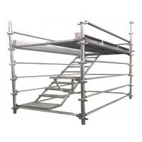 Buy cheap Durable Steel Tubular K Stage Scaffolding Automatic Welding Fleetly Erection product