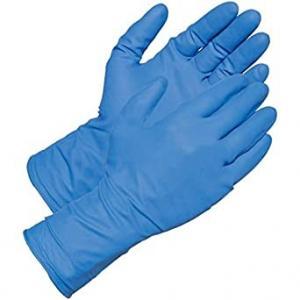 Buy cheap Good Sensitivity Hospital Grade Disposable Gloves Excellent Tear Resistance product