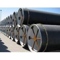 Buy cheap ASTM A36 Double Submerged Arc Welded Pipe , Oil / Gas Steel Pipe For Construction from wholesalers