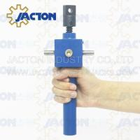 Buy cheap Worm Screw Jack high lift pallet jack screw jack lift table Worm Gear Lifter manual lifting jacks pallet jack weight from wholesalers