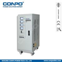 Buy cheap TNS-6KVA 3Phase, Servo-Type Automatic Voltage Stabilizer input range 280~430vac,output: 380Vac from wholesalers