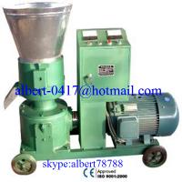Buy cheap Flat die animal feed pellet machine from wholesalers
