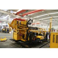 Buy cheap Track Crawler Mounted Hydraulic Mining Drilling Rig 400m PS Rod CSD1300G from wholesalers