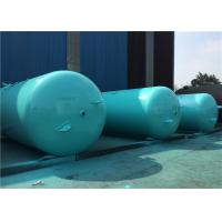 Buy cheap Mechanical Emergency Carbon Steel Water Storage Tanks For Water Treatment Plant from wholesalers