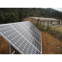 Buy cheap Off grid solar power system 2kw for home use from wholesalers