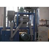 Buy cheap Waste PVC Plastic Pulverizing Machine Stainless Steel Output 500kg / H Stable from wholesalers