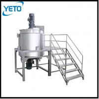 Buy cheap Product Line liquid soap shower gel hair color mixer shampoo mixing machine from wholesalers