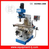 Buy cheap ZX6350ZA Horizontal and Vertical Millling Machine from wholesalers