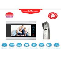Buy cheap Morningtech 2 MP video door phone / video intercom / video door bells for villa from wholesalers