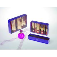 Buy cheap Fashion Custom Paper Gift Set Cosmetic Box from wholesalers