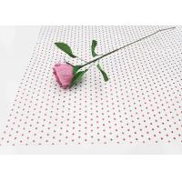 Buy cheap 17gsm Hot Stamping Foil Tissue Paper Sheets Waxed Wrapping Papers from wholesalers