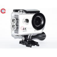 White Eh9 4k Sports Action Camera 1080p 60fps Mini For Outdoor Activities