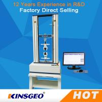 Buy cheap 0.5~500mm/min Speed Servo Motor Electronic Universal Testing Machines High Efficiency from wholesalers