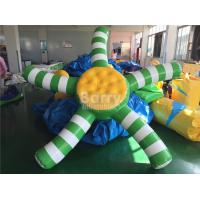 Buy cheap Custom 0.9mm PVC Airtight Inflatable Water Toys For Promotion from wholesalers