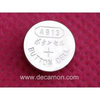 Buy cheap 1.55V AG13/LR44/303 Alkaline Button Cells from wholesalers