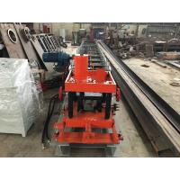 Buy cheap CE Compliance C Z Quick Change Purlin Roll Forming Machine / Roll Form Machines from wholesalers