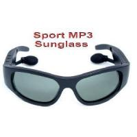 Buy cheap Flash MP3 Player Sunglasses (GQ-105) from wholesalers