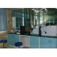 Buy cheap All Steel Laboratory Work Benches With High Grade PP Universal Exhaust Hood from wholesalers