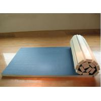 Buy cheap Waterproof Workout Exercise Floor Mats Padded Gym Mat Of Sports Equipment from wholesalers
