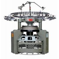 Buy cheap interlock double circular knitting machine from wholesalers