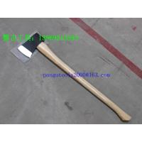 China A601 America type felling axes, forestry axe, Axe with wooden handle cutting axe on sale