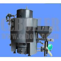 Buy cheap Vertical biomass pellet steam boiler from wholesalers