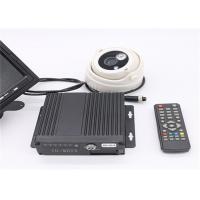 Buy cheap 3G HD 720p Car Video Recorder  Support 128 GB Card 4G Options Mobile DVR 4 Channel from wholesalers