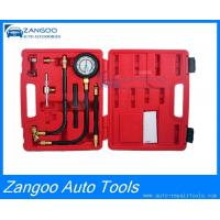 Buy cheap 2.5 Inch Gauge Engine Testing Tools , 0-100psi Fuel Injection Pressure Test Kit from wholesalers