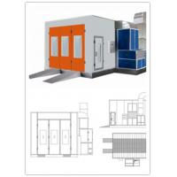 Buy cheap Horizontal Laminar Air Flow Vertical Clean Room Equipment 0.3m/s - 0.6m/s from wholesalers