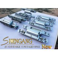 Buy cheap Zinc Alloy Concealed 180 Degree Adjustable Door Hinges For Rebated Doors from wholesalers