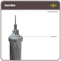 Buy cheap GSW Aluminum Conductor Steel Reinforced Anti Extrusion 16.41mm² - 765.99mm² from wholesalers