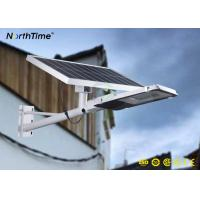 Buy cheap Environmental Friendly Solar Powered Wall Light 2 Years Warranty / Outdoor Solar Street Lamps from wholesalers