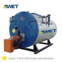 Buy cheap Energy Conservation Diesel Industrial Gas Fired Boilers Machine Energy Saving from wholesalers