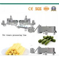 Buy cheap Commercial Automatic Biscuit Making Plant Stick And Bone Shape With Starch from wholesalers