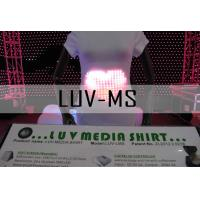 Buy cheap LUV -MS cheap led t shirt manufacture from wholesalers