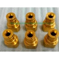 Buy cheap TiN Coated HAP40 EDM Spare Parts Tolerance 0.0002mm from wholesalers