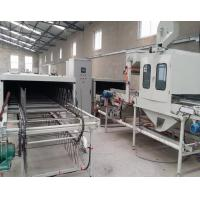 Buy cheap Stone Coating Auto Roof Tile Making Machine PLC Control Box Frequency Speed from wholesalers