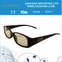 Buy cheap hot sale linear 3D glasses in 3D GLASS from wholesalers