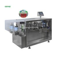 Buy cheap Oral Liquid Plastic Ampoule Bottle Filling Sealing Machine product
