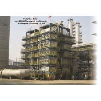 Petrochemical Industries Waste Heat Boiler Low NOx Flue Gas Flow