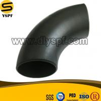 Buy cheap ASTM A234 WPB ASTM A420 WPL6 Carbon Steel Butt Welding Carbon Steel Pipe  Fitting 90 Degree Long Radius Elbow from wholesalers