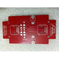 Buy cheap Lead free double layer pcb board oem pcb board manufacturer with Rohs stanard from wholesalers