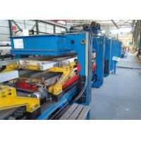 Buy cheap Discontinuous Cold Room Pu Sandwich Panel Production Line 2+2 System product