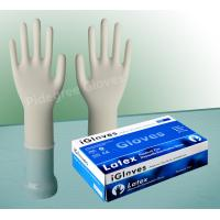 Buy cheap Solid Durable High Risk Gloves , Latex Surgical High Risk Hand Gloves from wholesalers